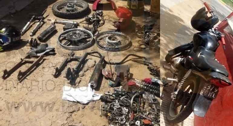 Oficial: Denunció que le habían robado su moto, pero había sido secuestrada en un operativo de tránsito