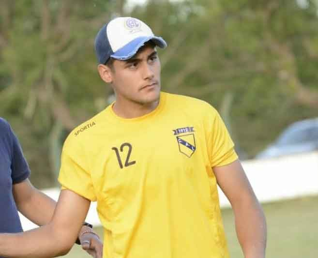 """Lucas Campos: """"Las ganas de atajar siempre están pero no tengo decidido que voy a hacer este año'"""