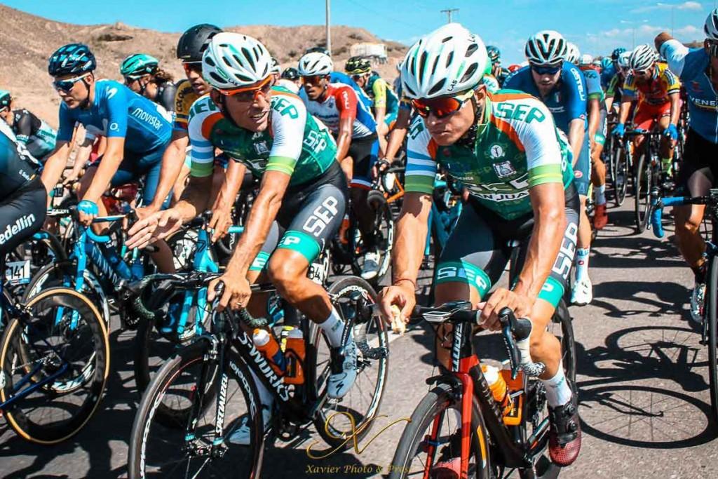 Vuelta a San Juan 2020: Pasó el primer día y los 'Bichos Verdes' sufrieron la etapa inicial