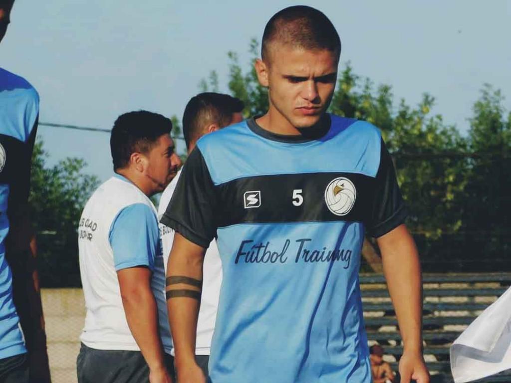 Agustín Panaro: 'Me siento preparado para jugar y pelear por mi puesto'