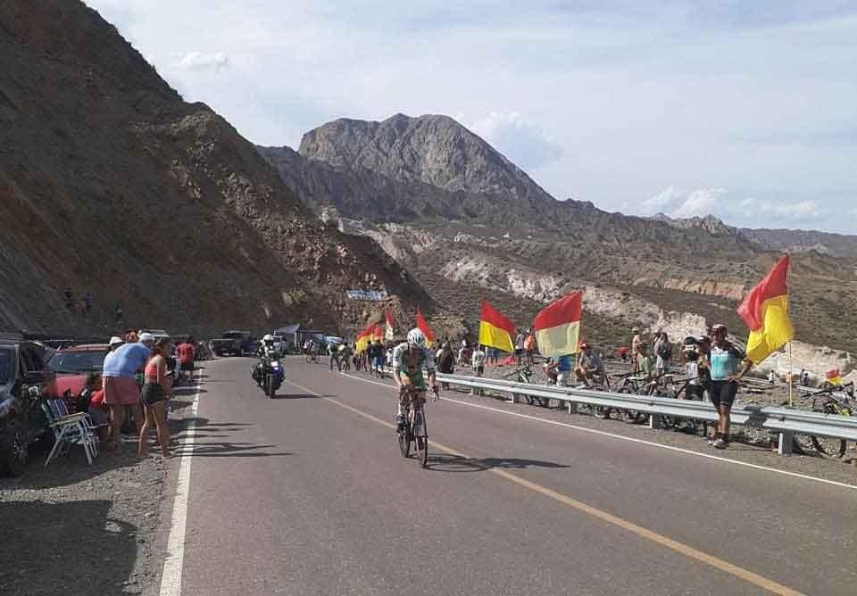 Vuelta a San Juan; Dotti quedó a un paso del TOP 10 en la CRI de la 3º etapa