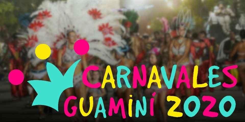 En febrero llegan los Carnavales del Arte y la Alegría Guaminí 2020
