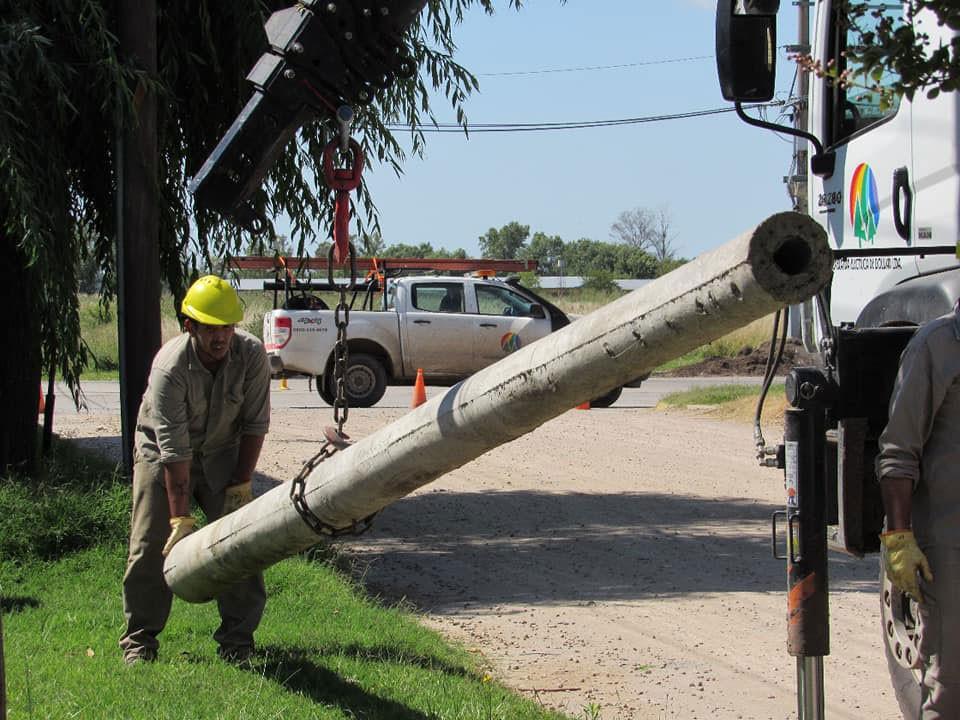 Corte de energía programado para el próximo jueves 30 en zona La Piedra