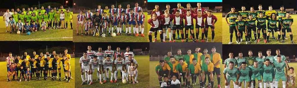 Tras 15 fechas disputadas se definieron los 8 clasificados del Torneo Interno de los Barrios