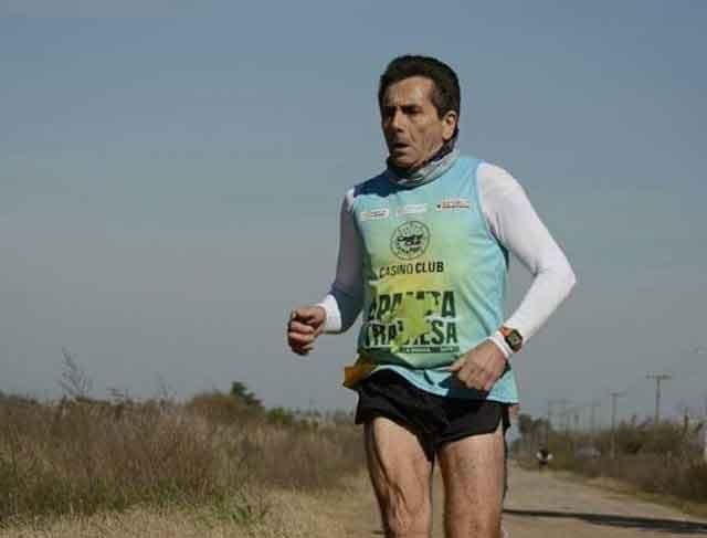 Lucio Capiello: 'En este momento con 65 años creo que si este año corro los 42k sería el ultimo'