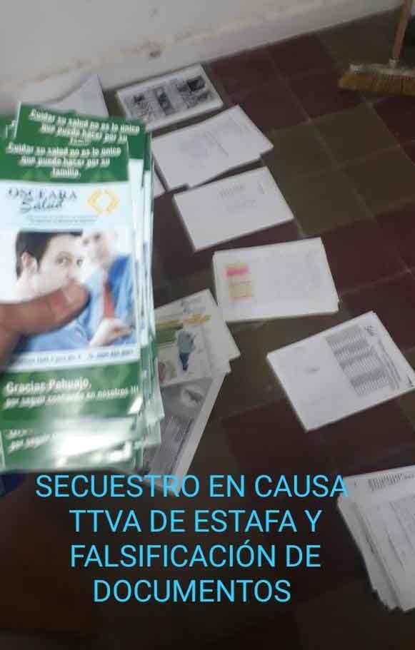 Dos aprehendidos por tentativa de estafa y falsificación de sellos en Pehuajo