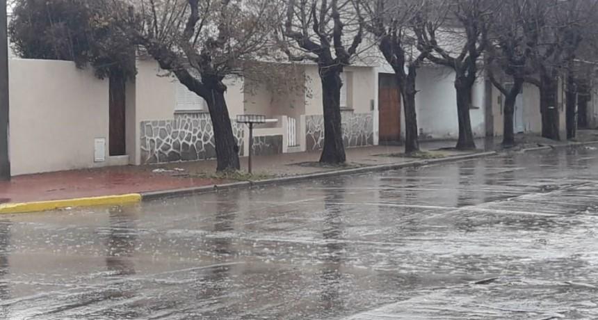 Registro de lluvias: Entre 25 y 87 MM caídos en la primera lluvia del año 2020