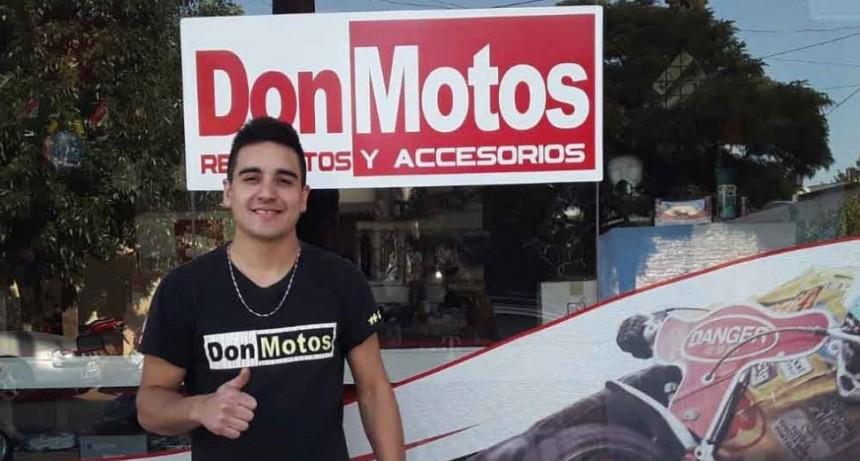Leo Domelio correrá en el regreso de Speedway a Santa Ana