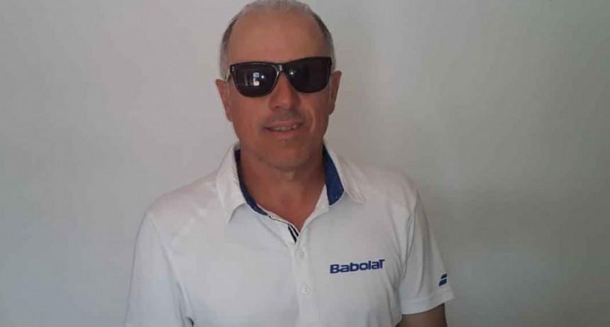 Eugenio Prado: 'Vamos a trabajar para que el tenis sea más competitivo este año'
