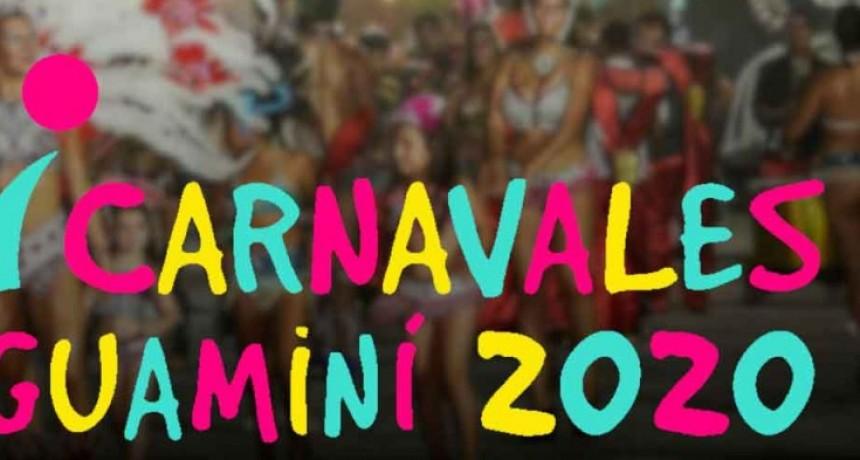 En febrero llegan Carnavales del Arte y la Alegría Guaminí 2020