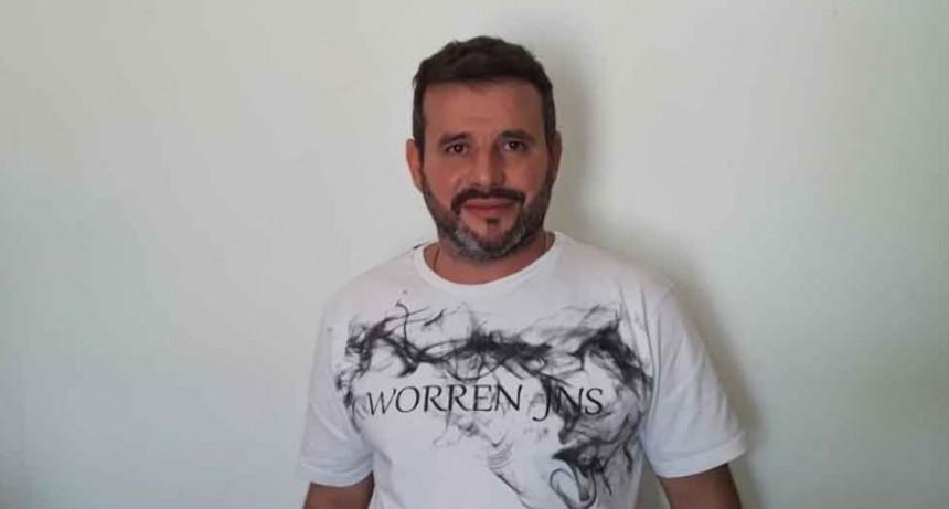 Luis Borio: 'Es muy importante poder representar a la ciudad en este tipo de torneos'