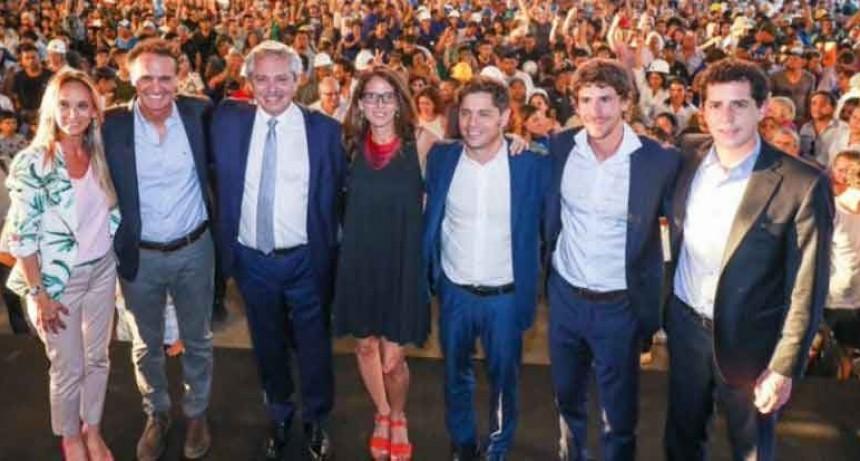Nacionales; El Plan Argentina Hace fue presentado por el presidente