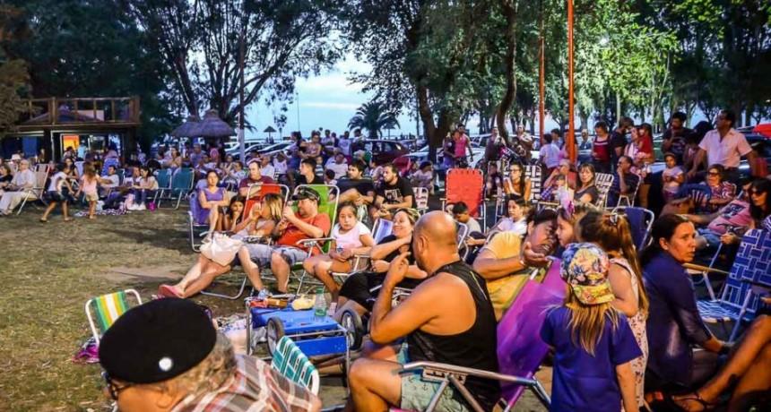 Los balnearios de Guaminí vivieron un fin de semana cargado de actividades
