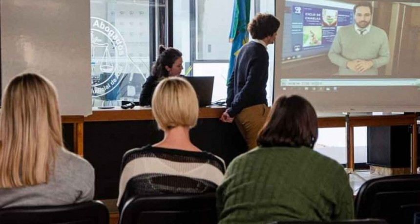 Streaming: una herramienta accesible e igualitaria para todo el Departamento Judicial