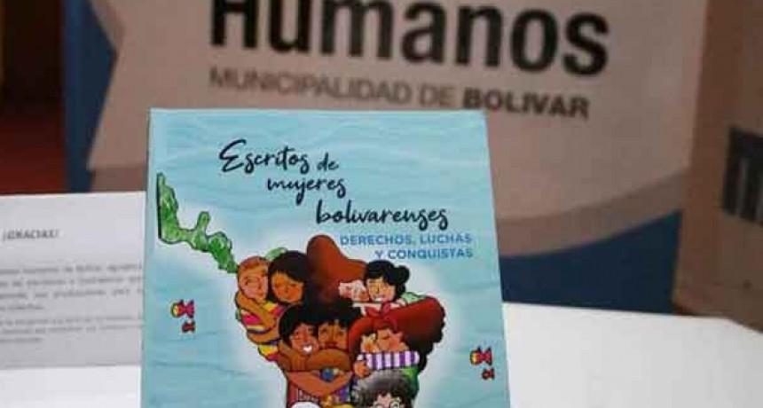 La Dirección de Derechos Humanos continúa trabajando en el segundo libro de mujeres