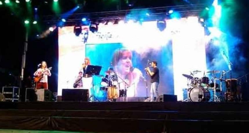 Sandra Santos: 'Lo importante es volver al ruedo y representar a la ciudad con nuestra música'