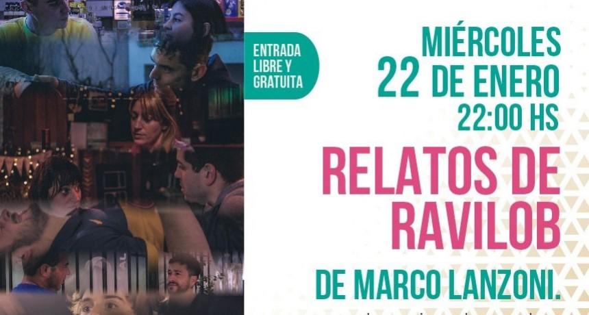 Este miércoles llega al Cine Avenida 'RELATOS DE RAVILOB'