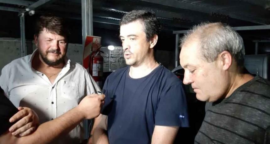 Mauricio Iglesias: 'Cada paso que damos está consensuado con gente especializada en el manejo de aguas'