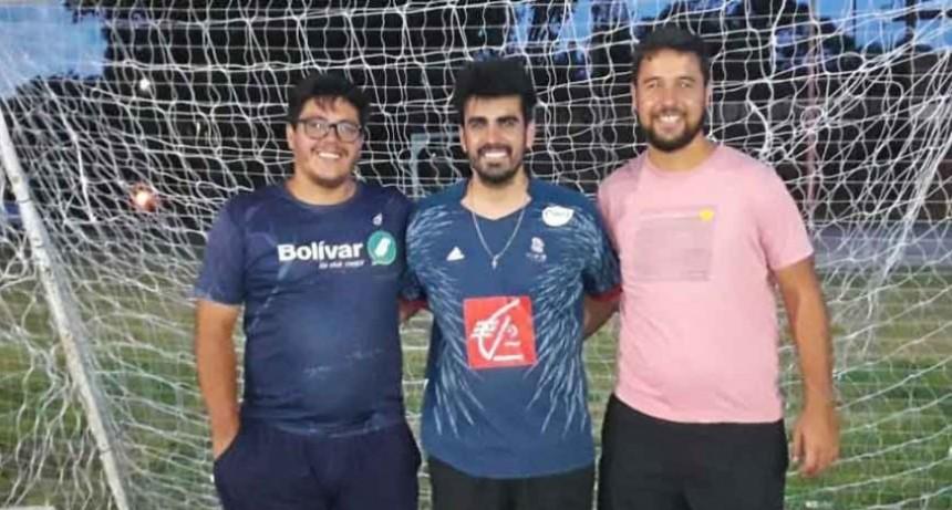 Se jugó la primera fecha del torneo comercial de handball