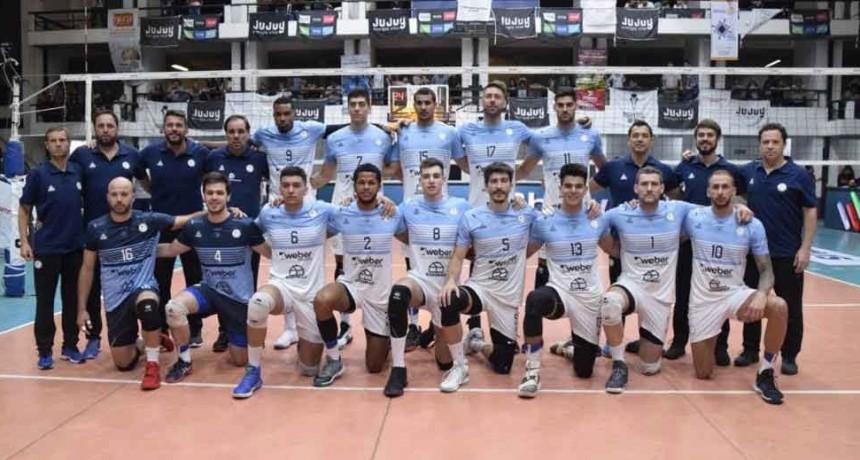 Bolívar Voley hace su presentación en la Copa Libertadores 2020 ante Minas