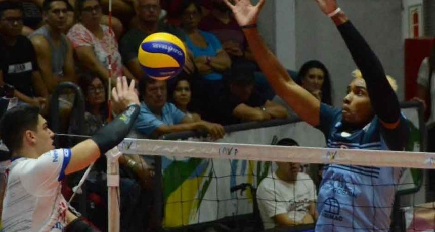 Copa Libertadores de Voley; Bolívar Voley enfrentará a SESI en busca de la semifinal