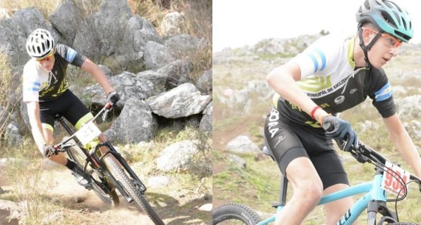 Alumnos de la Escuela Municipal de Ciclismo viajan a Catamarca