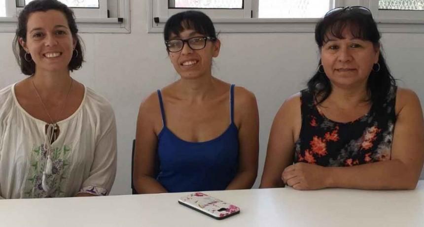 Las mujeres emprendedoras del DIAT realizan ferias en el Parque Las Acollaradas