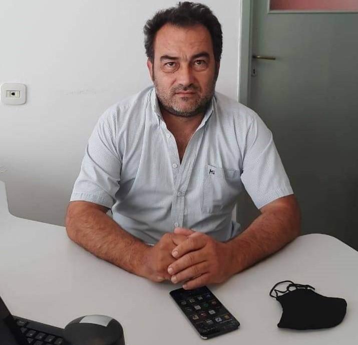 """Hernán Urrutia: """"Estamos muy tranquilos, pero no descartamos que el virus ingrese en cualquier momento"""""""