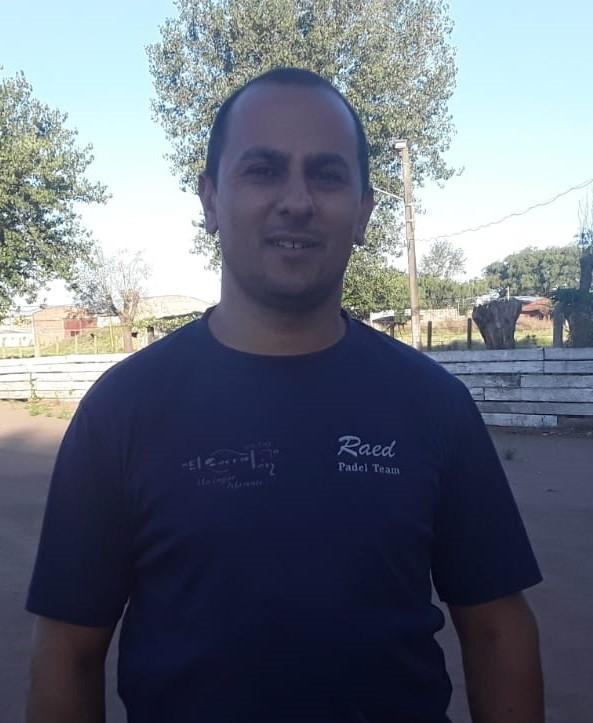 """Adrián Zuccarino: """"La realidad de Santa Ana es que hemos trabajado todo el año pero no tenemos actividad, que es lo que nos hace falta"""""""