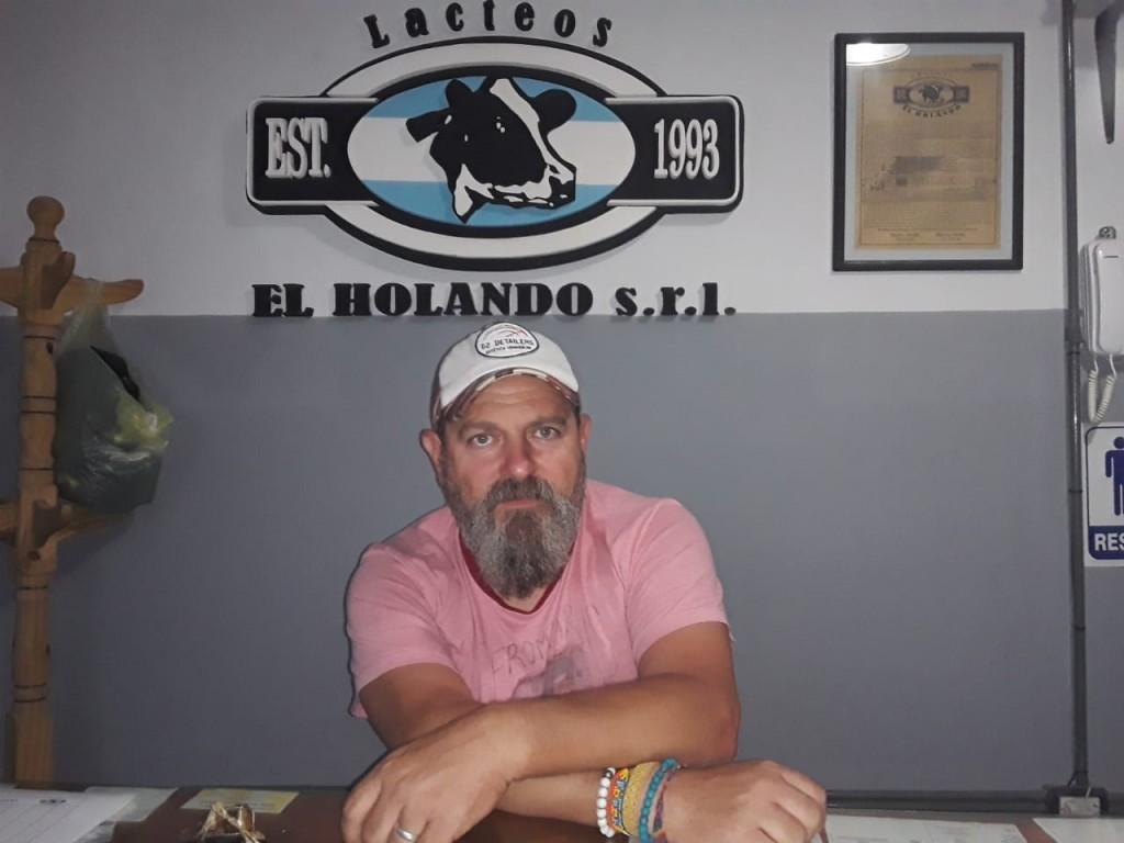 """Gastón Pando (Rally Dakar): """"Lo estoy disfrutando, siguiendo a amigos, conocidos de Argentina y otros países, es una experiencia increíble"""""""
