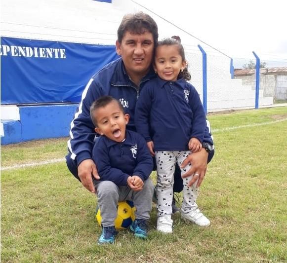 """Fernando López: """"Hay que tomar conciencia y cuidar a nuestros Adultos Mayores, si a mi me agarró con 40 años y me destrozó, que podría pasar con un mayor con patologías previas"""""""