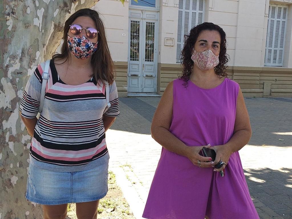"""Roxana Sánchez y Liliana Díaz (Suteba) sobre la vuelta segura a clases: """"Estamos de acuerdo con el inicio, siempre y cuando se den las condiciones establecidas"""""""