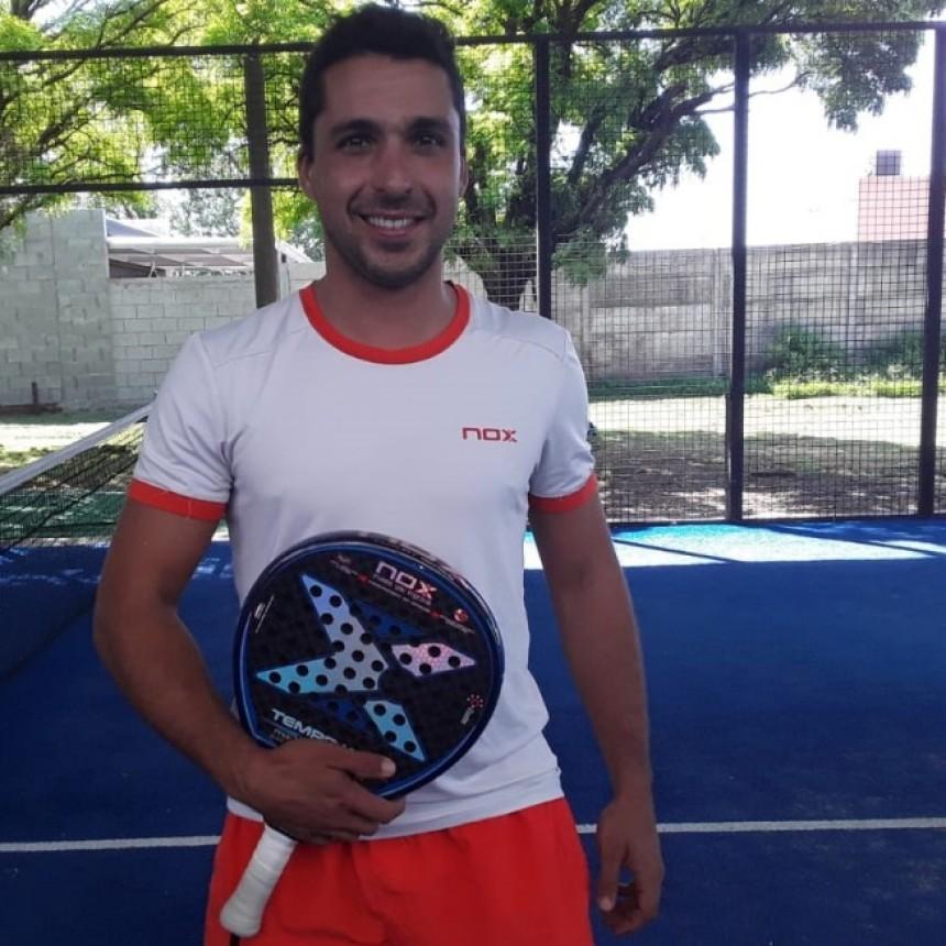 """Andrés Britos: """"Un objetivo realista para este año sería estar el cuadro principal"""""""