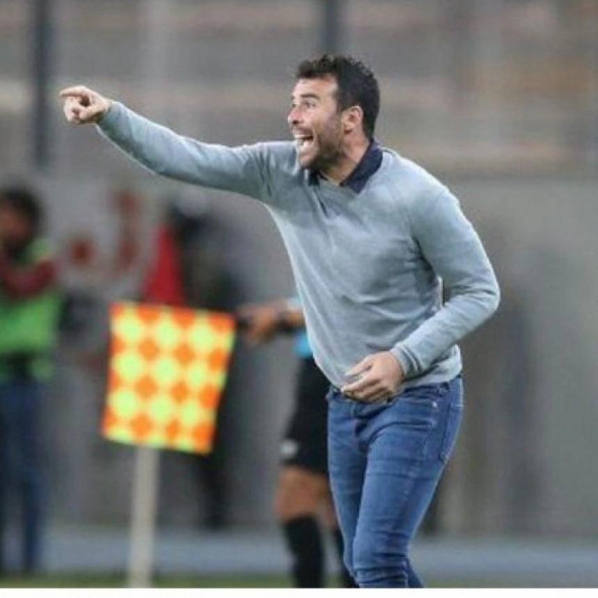 """Manuel Fernández (DT Agropecuario Casares): """"No tenemos nada que reprocharle al equipo, dejaron todo solo nos faltó gol"""""""