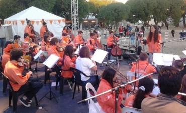 La Orquesta Escuela participó del Encuentro Provincial en Mar del Plata
