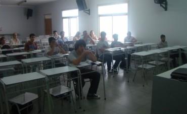 Comenzó el curso nivelatorio de Ingeniería Mecánica