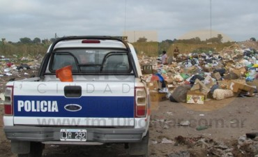 Encontraron un feto humano en avanzado estado de gestación, en el basurero municipal de Bolívar