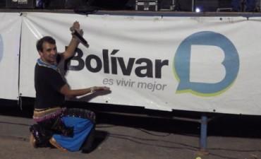 La Comparsa Davemar cerró la segunda noche de los carnavales 2015