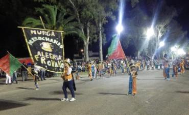Carnavales de Pirovano edición 2015