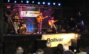 Se realizó el 'Pirovano Canta 2016' con más de 4 mil personas