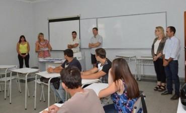 Económicas y Abogacía comienzan cursos de ingreso en el CRUB