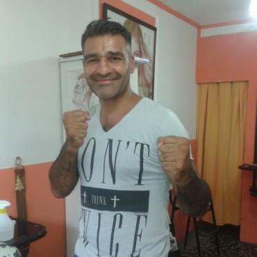 Boxeo: Cabral viaja a Hungría y anuncia un nuevo festival en Del Valle