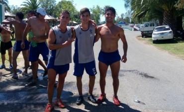 Independiente terminó su pretemporada y ya se entrena de cara a la Liga Pehuajense