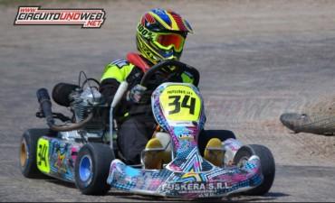 Karting APPKO: Sorpresa y podio bolivarense