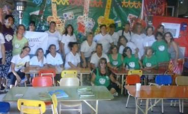 La biblioteca 'Del Otro Lado del Árbol' cumplió sus 4 años en Bolívar