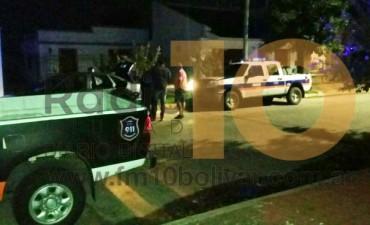 Viernes: Tras una persecución secuestran un auto con drogas