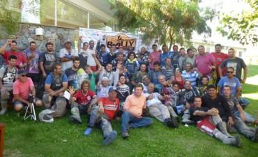 Culminó la primera 'Travesía Solidaria Enduro Rally Cross'