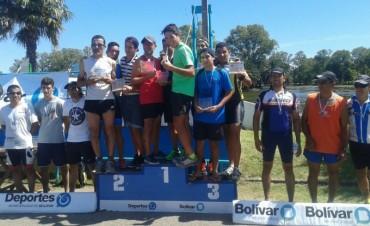 'Triatlón en el Parque': Se realizó la primera carrera 'Aventura Bolívar'
