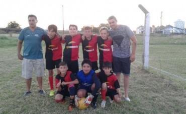 Segunda fecha del Torneo Baby Fútbol en Club Talleres