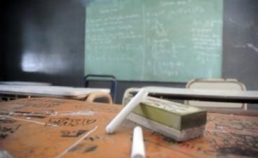 La provincia busca erradicar la violencia física y verbal de familiares de alumnos con docentes